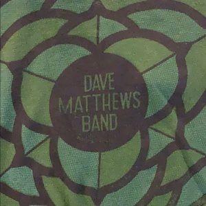 Dave Matthews Band Stained Glass Boyfriend Shirt